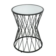 Arendt Hourglass End Table