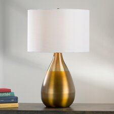 """23.75"""" H Table Lamp with Drum Shade"""