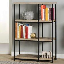 """Comet 44.7"""" Accent Shelves Bookcase"""