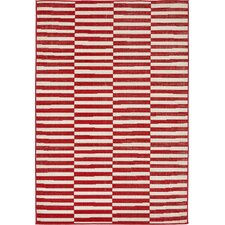 Braxton Red Area Rug