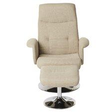 Dahna Arm Chair and Ottoman