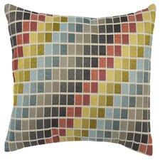 Canyon Creek Tetris Throw Pillow