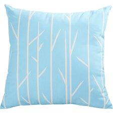 Woven Polyester Throw Pillow