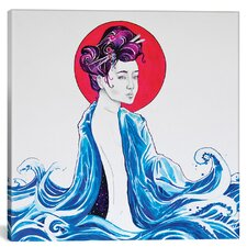 Yume Graphic Art on Canvas
