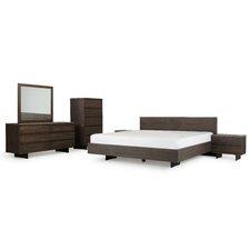 Beckstead Platform 6 Piece Bedroom Set