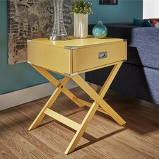 Neptune 1 Drawer End Table