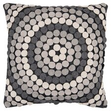 Bisson Halo Throw Pillow Cover