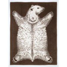 Bear Hug Cotton Blend Blanket