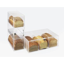 3 Tier Frost Bread Box with Trays