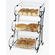Iron 3 Tier Rounded Display