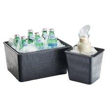Melamine Faux Housing Cooler