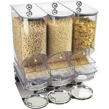 332 Oz. Single Canister Elite Bulk Cereal Dispenser