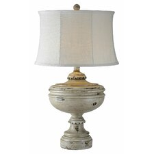 """Aiden 30.5"""" H Table Lamp with Bell Shade"""