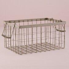 Rectangular Wire Basket