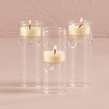 Blown Glass Miniature Tealight (Set of 4)