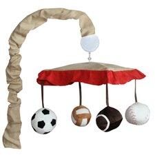 Go Team Sports 10 Piece Crib Bedding Set