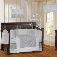 Minky 10 Piece Crib Bedding Set