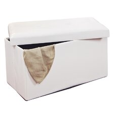 Double Folding Storage Ottoman