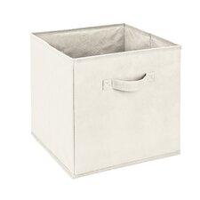 Storage Bin in Ivory