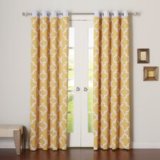 Indoor Blackout Curtain Panels (Set of 2)