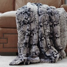 Wild Mannered Throw Blanket