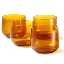 Crudo Water Glass (Set of 4)