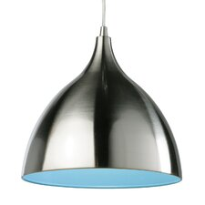 1 Light Bowl Pendant Light