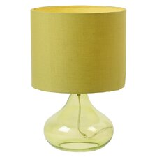 Grassy Glass 36.5cm Table Lamp