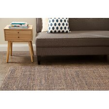 Elevation Hand-Woven Tan Area Rug