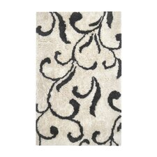 Kensington Hand-Tufted Ivory/Gray Area Rug