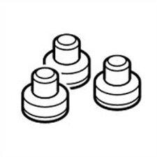 3-tlg. 3-tlg. Ersatzteilen-Set für Sicomatic-D