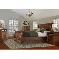 Chesterfield Sleigh Customizable Bedroom Set