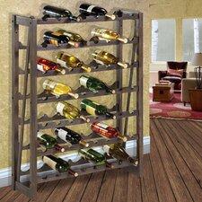 Naples 56 Bottle Floor Wine Rack