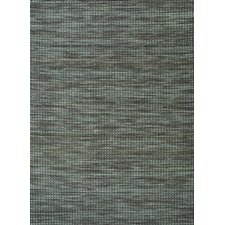 Urban Hand-Woven Green / Charcoal Area Rug