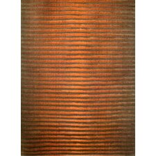 Boardwalk Copper/Brown Area Rug