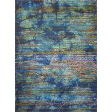 Boardwalk Blue Area Rug