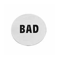 Klebe-Symbol Bad