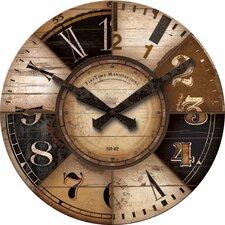 "15.5"" Collector Wall Clock"