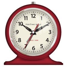 Colorfully Awake Tabletop Clock