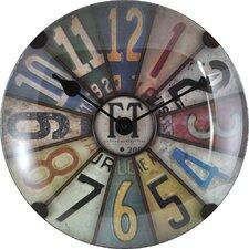 "16"" Axel Dome Wall Clock"