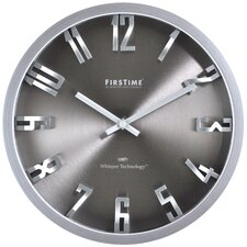 "10"" Steel Dimension Wall Clock"