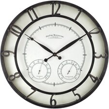 "18"" Park Outdoor Clock"
