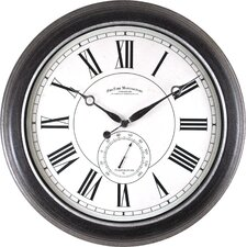 "22.5"" Summit Outdoor Clock"