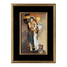 Wandbild Die letzte Pfingstrose von MIchael Parkes - 48,5 x 36,5 cm