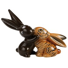 "26cm Dekorationsfigur ""Tiger Bunny in Love"""