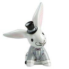 "17cm Dekorationsfigur ""Wedding Bunny Boy"""
