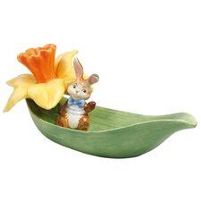 "20cm Dekorationsfigur ""Blütenboot Narzisse"""
