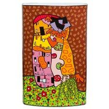 Vase Hugs and Kisses
