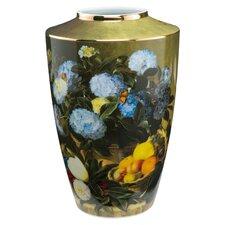 Vase Blaue Hortensien