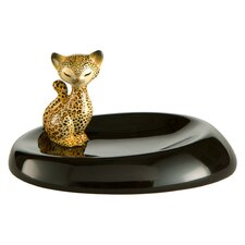 Leopard Kitty Bowl